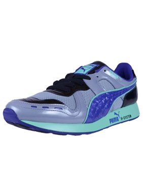 eecc66e17d Product Image PUMA RS100 OPULENCE CASUAL SNEAKERS TRADEWINDS BLACK BLUE  356864 01