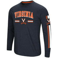 bce0863e Product Image University of Virginia Cavaliers Men's Long Sleeve Touchdown  Pass Tee