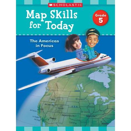 Map Skills for Today: Grade 5 : The Americas in Focus - Halloween Map Skills