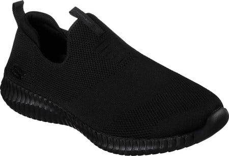 Skechers Men's Skechers Elite Flex Wasick Slip On Sneaker