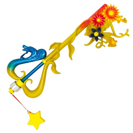 Kairi's Keyblade, Kingdom Hearts, Halloween Costume Accessories for Adults - Toy Kingdom Halloween Events