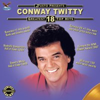 Conway Twitty - Greatest 18 Top Hits - Vinyl