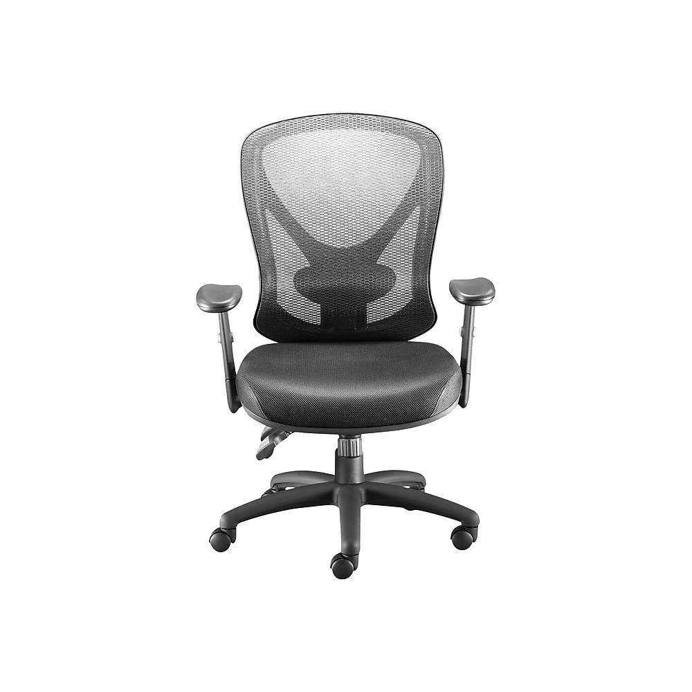 Staples Carder Mesh Office Chair Black 24115 Cc 24115cc Walmart Com Walmart Com
