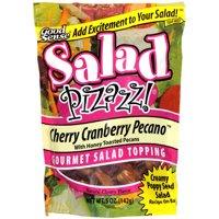 Salad Pizazz! Cherry Cranberry Pecan Gourmet Salad Topping, 5 oz