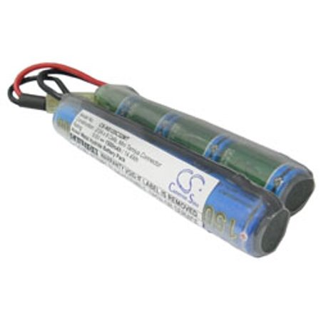 M4a1 Machine - Replacement for AIRSOFT GUNS M4A1-RIS replacement battery