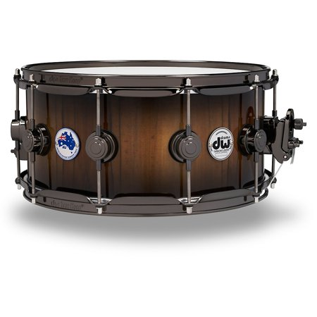 DW Collector's Series Limited Edition Pure Tasmanian Timber Snare Drum,
