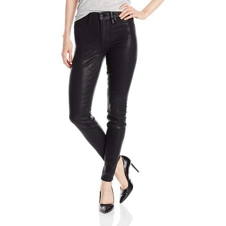 Level 99 Women Forever Black Denim Pants High Rise Skinny Jeans Black