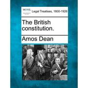 The British Constitution.