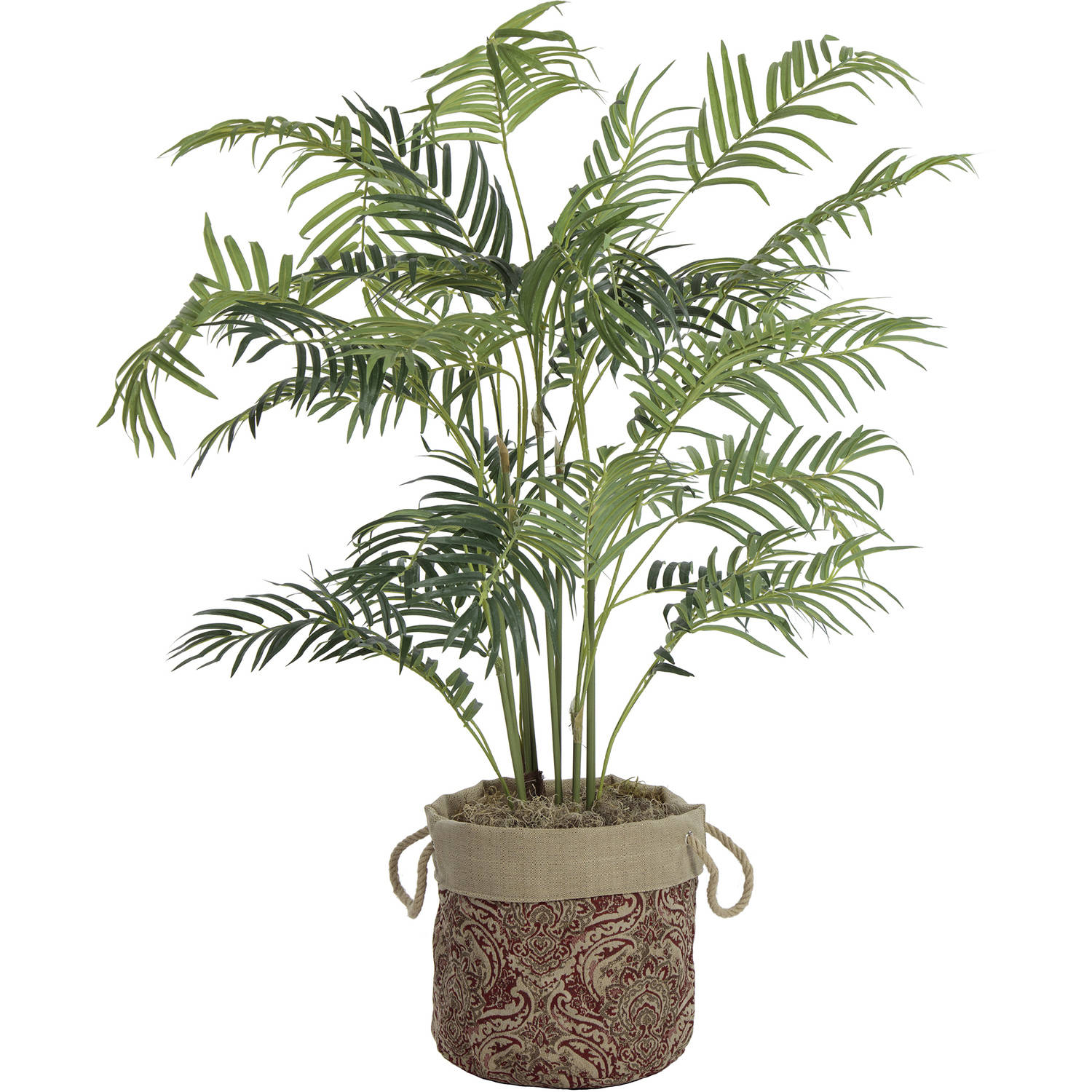 Bombay Outdoors 12 Aria Fabric Floor Planter In Venice Walmart Com