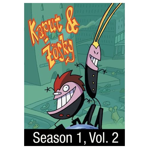 Kaput and Zosky: Season 1, Volume 2 (2002)
