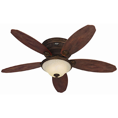 Hunter Fan Company HR20717 H 54 TUSCAN GOLD FAN Refurb - Walmart.com