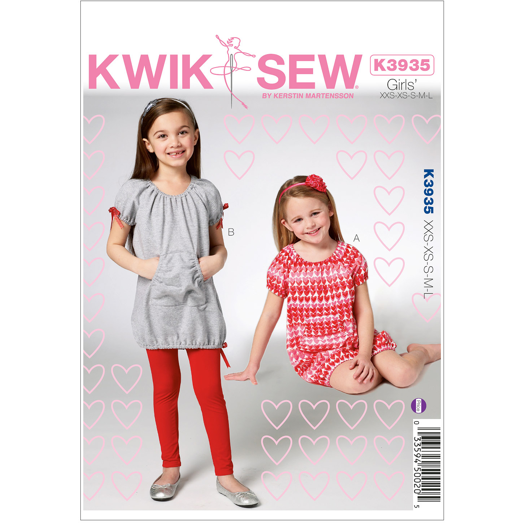Girls' Dresses & Leggings-XXS-XS-M-L