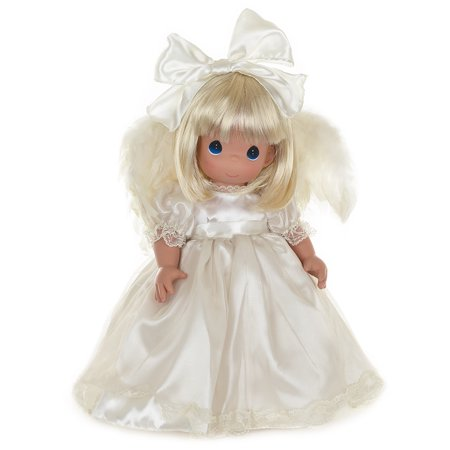Precious Moments Dolls by The Doll Maker, Linda Rick, Heaven Sent, Guardian Angel, 16 inch doll