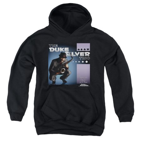 Halloween Party Album (Parks And Rec - Album Cover - Youth Hooded Sweatshirt -)