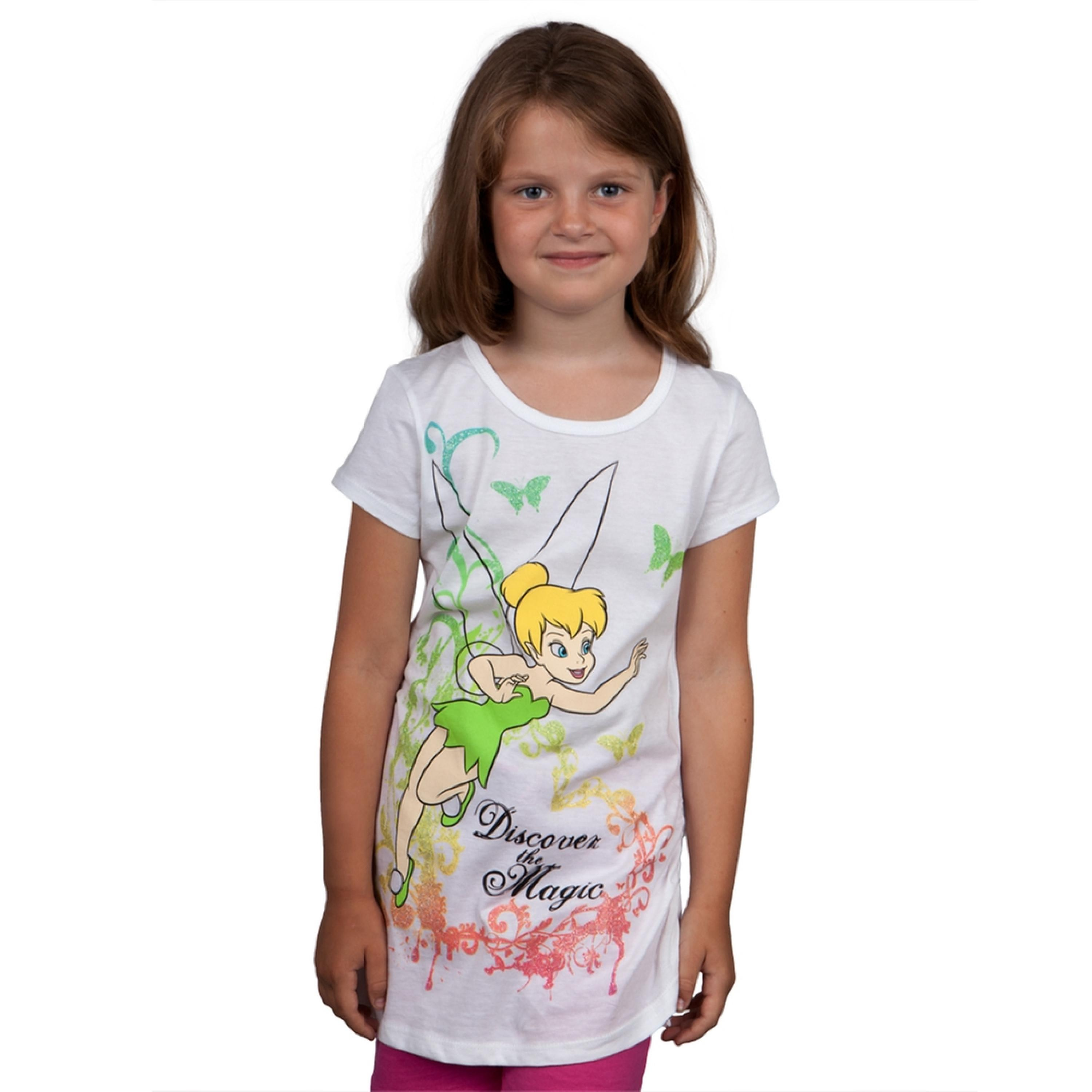 Tinkerbell - Discover the Magic Girls Youth T-Shirt
