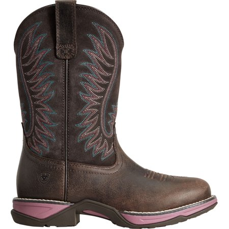 Ariat Women's Anthem Composite Toe Western Boots (Ariat Womens Cowboy Boots)
