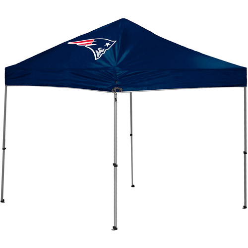 Rawlings NFL 9' x 9' Straight Leg Canopy,New England Patriots