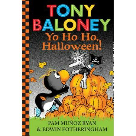 Valley Ho Halloween (Tony Baloney Yo Ho Ho,)