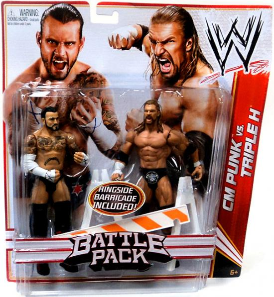 WWE Series 18 Action Figures 2pk, #2
