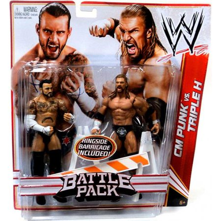 Wwe 2pk W18 Cm Punk   Triple H (Cm Punk Best Promo)