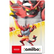 Incineroar Amiibo - Super Smash Bros Series [Nintendo Switch Wii U 3DS Level Up]