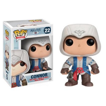 Funko Pop! 3731 Pop! Games: Assassin's Creed, (Connor Assassin's Creed)