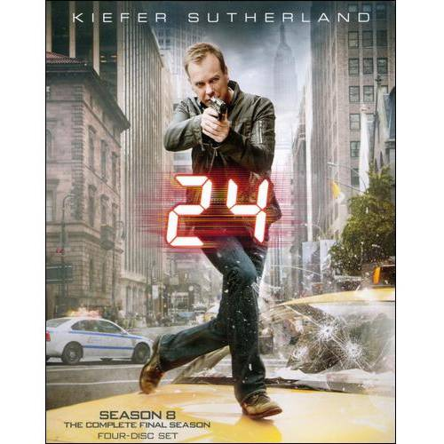 24: The Complete Eighth Season (Blu-ray)