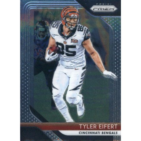 save off edb5b 7adaf 2018 Panini Prizm #161 Tyler Eifert Cincinnati Bengals Football Card