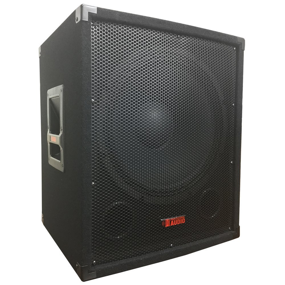 "DJ Speaker, PA Speaker TA-15SUB 15"" Subwoofer Speaker 1000 Watts Adkins Pro Audio DJ... by Adkins Pro Audio & Lighting"