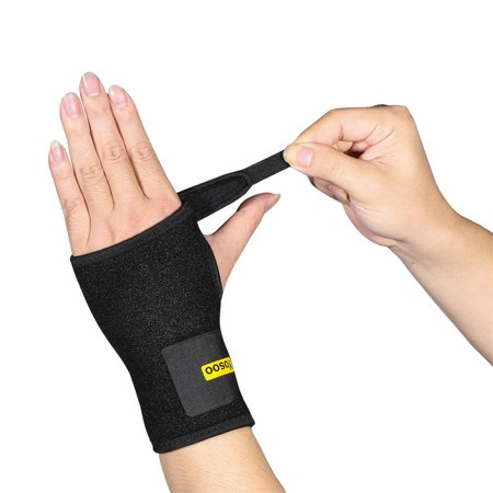 - Wrist Brace Splint Cushioned to Help With RSI, Cubital Tunnel, Tendonitis, Arthritis, Wrist Sprains, Support Recovery & Feel Better Suits for Both Hands by VGEBY