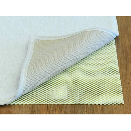 Ambient Premium Grip and Non Slip Rug Pad for Area Rugs Extra Thick Pad for Any Surface Floors Best
