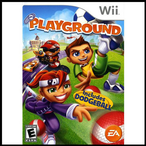 EA Playground (Wii) - Pre-Owned