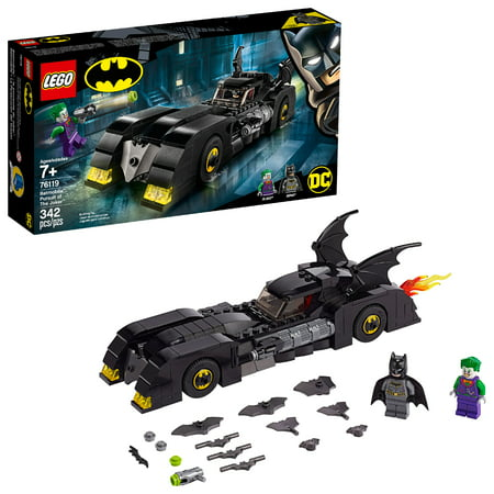 LEGO DC Comics Super Heroes Batmobile: Pursuit of The Joker 76119 (342