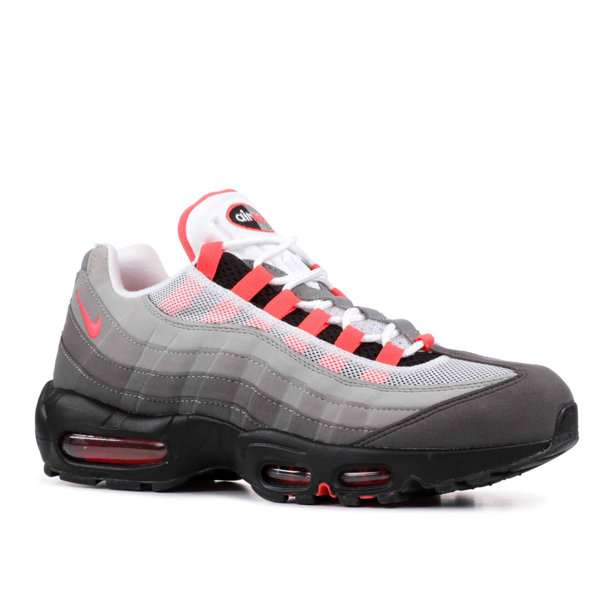 Calle coser Grapa  Nike - Men - Air Max 95 Og 'Solar Red' - At2865-100 - Size 10 | Walmart  Canada