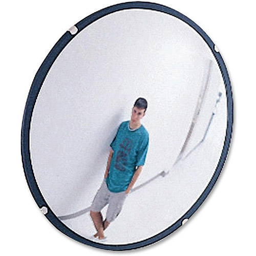 See-All Round Glass Convex Mirrors