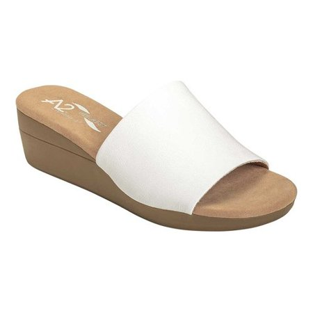 06fa6e6e0c05 A2 by Aerosoles - Women s A2 by Aerosoles Sunflower Slide Sandal -  Walmart.com