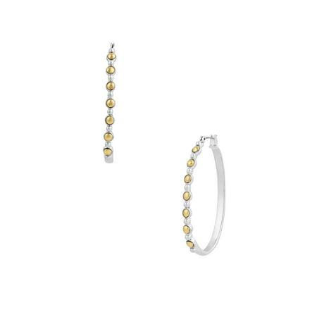 New West Hoop Earrings (Onstar Earrings)