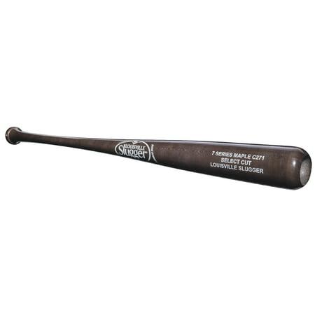 Louisville Slugger Select Cut Maple Wood Baseball Bat,