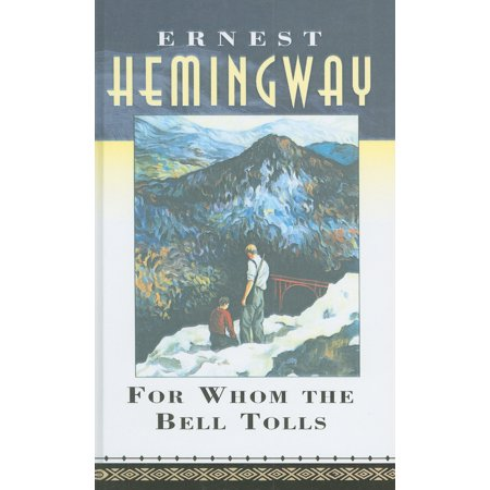 For Whom the Bell Tolls (Hardcover) When Eight Bells Toll