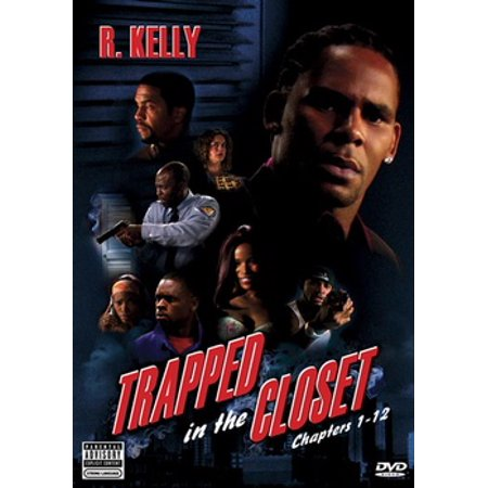 Trapped in the Closet: Chapters 1-12 (DVD) (Trapped In The Closet Chapters 1 12)