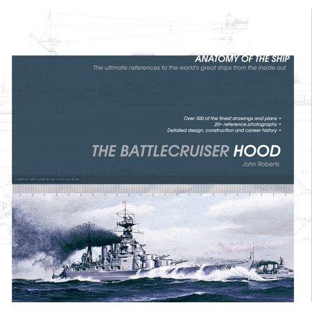 The Battlecruiser Hood -