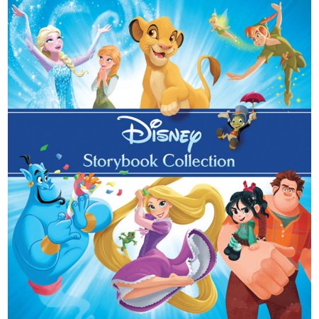 DISNEY STORYBOOK COL POB (Halloween Story Book Online)
