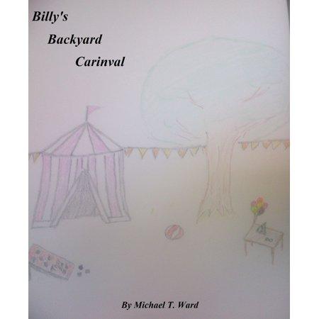 Billy's Backyard Carnival - eBook ()