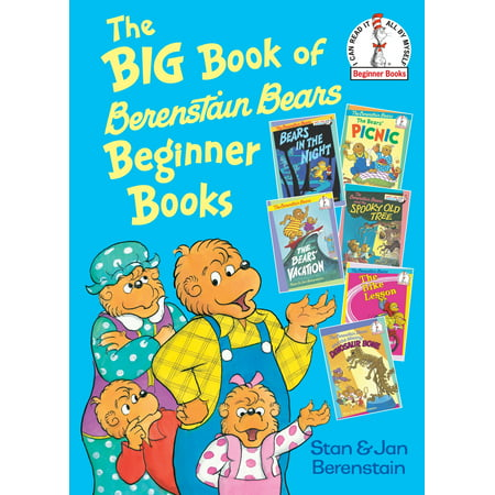 The Big Book of Berenstain Bears Beginner Books (Sacred Heart Retreat Camp Big Bear Lake)