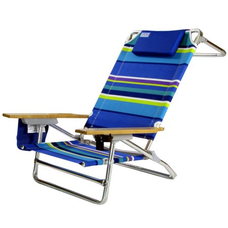 Rio Extra Wide Backpack Beach Chair Brickseek