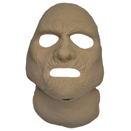 Mummy Foam Latex Face Adult Halloween Accessory
