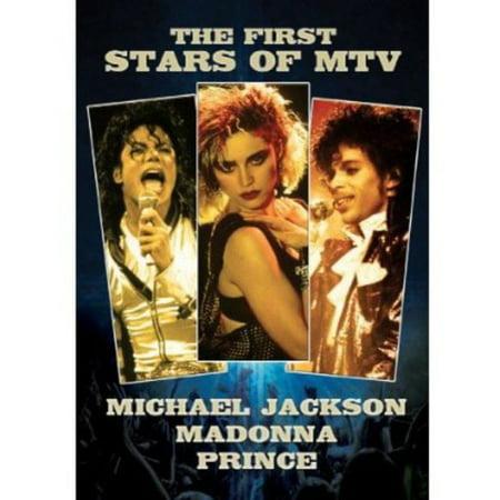 The First Stars Of Mtv  Michael Jackson   Madonna   Prince