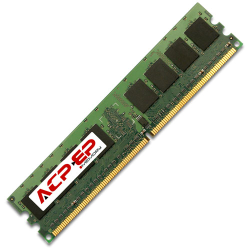 ACP-EP MEMORY 1GB PC2-5300 DDR2 667MHZ 240-PIN PC DESKTOP MEMORY DIMM