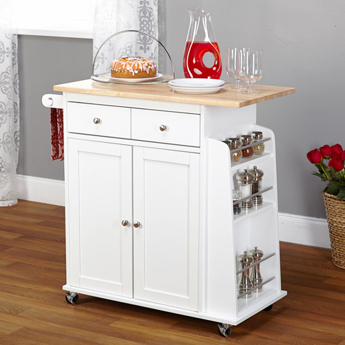 Sonoma Kitchen Cart, Multiple Colors by Generic