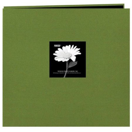200 Pocket Album - Pioneer DA-200CBFN Fabric Cover Photo Album (4x6
